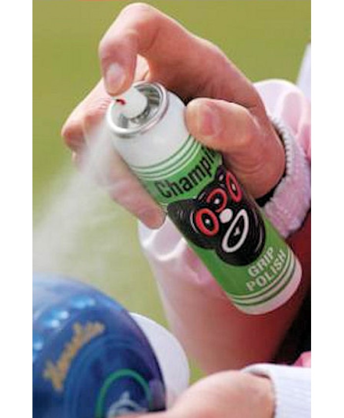 CHAMPION SPRAY LAWN BOWLS POLISH