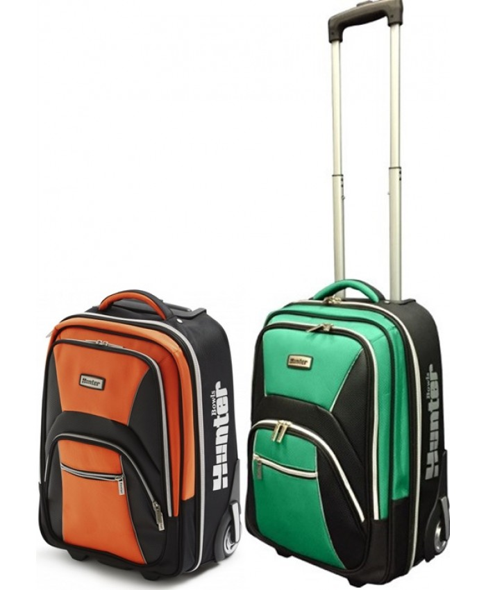 HUNTER CLUB TOURER LAWN BOWLS TROLLEY BAG