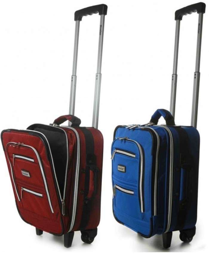 HUNTER ROLL-A-BOWL PLATINUM TROLLEY BAG