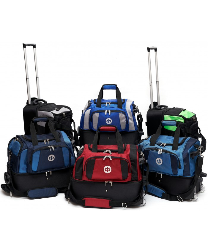 DRAKES PRIDE SCOOTER LAWN BOWLS CARRY TROLLEY BAG - AVAILABLE NOW