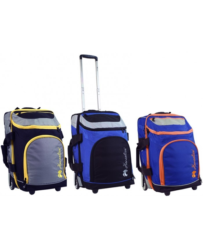HENSELITE PRO TROLLEY LAWN BOWLS TROLLEY BAG