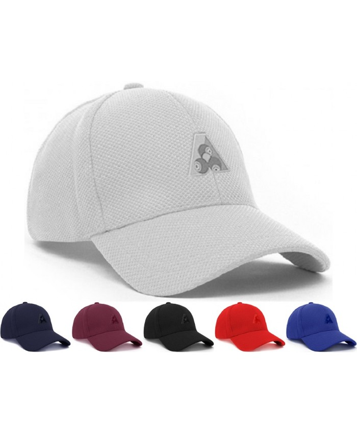 BREATHABLE MESH LAWN BOWLS CAP