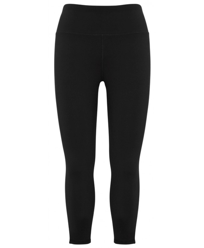 DRAKES PRIDE LADIES 3/4 BLACK LAWN BOWLS LEGGINGS