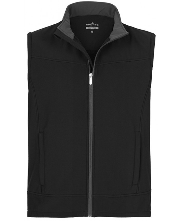 SPORTE LEISURE ALPINE MENS SOFT-TEC VEST
