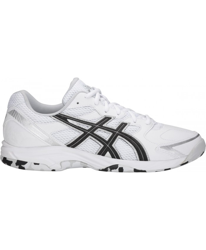 ASICS GEL-SHEPPARTON 2 MENS BOWLS SHOES WHITE/BLACK