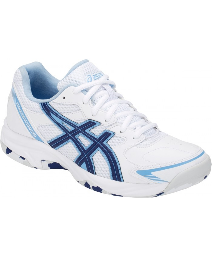 de261156ceed ASICS GEL-SHEPPARTON 2 WOMENS BOWLS SHOES WHITE BLUE PRINT