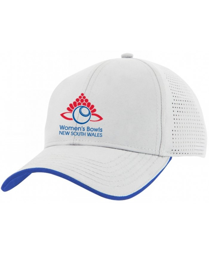 WBNSW LAZER LAWN BOWLS HAT