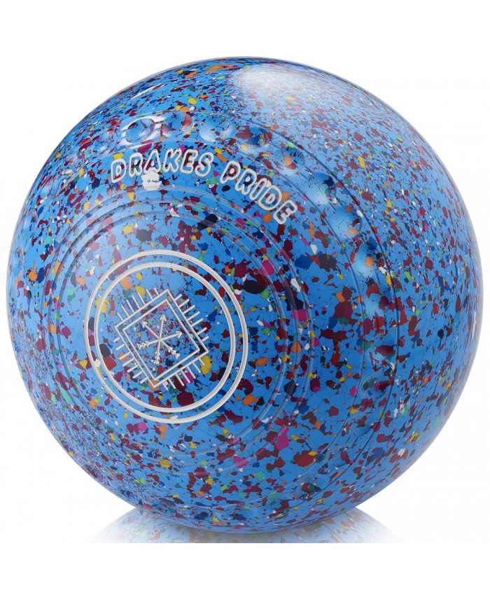 DRAKES PRIDE LS-125 COLOURED LAWN BOWLS
