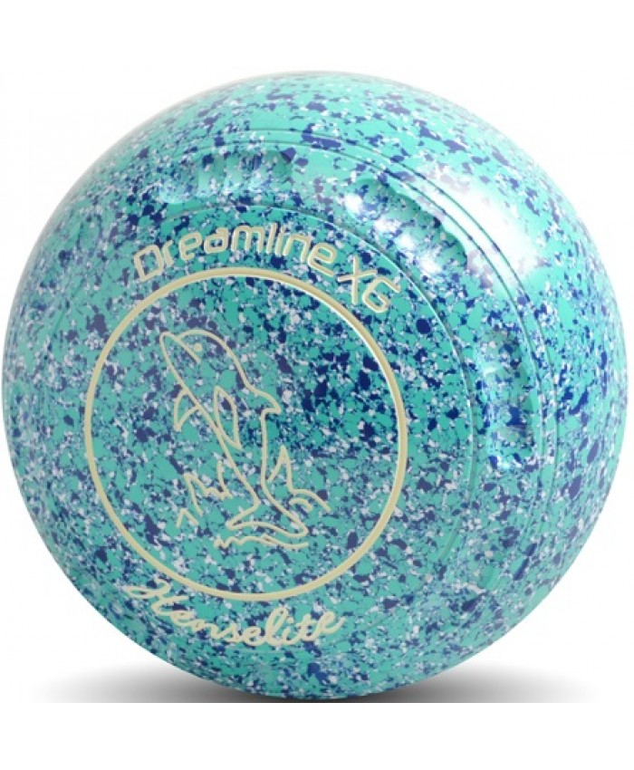 HENSELITE DREAMLINE XG COLOURED LAWN BOWLS