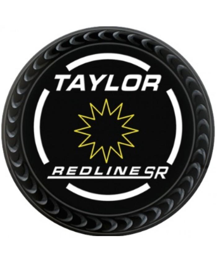 TAYLOR REDLINE SR BLACK LAWN BOWLS