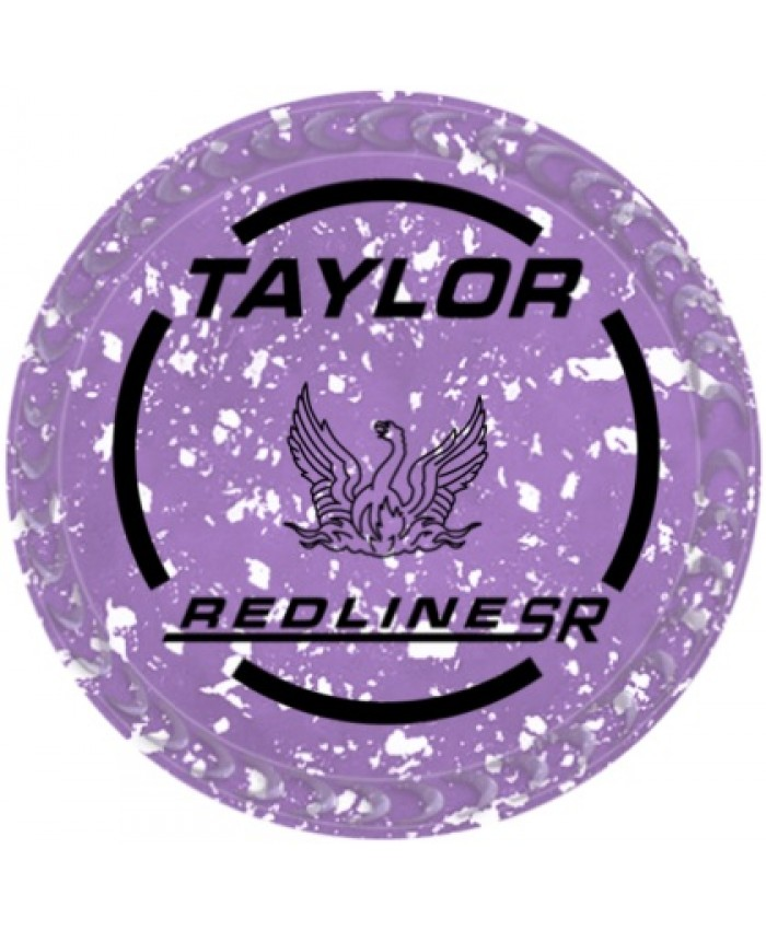 TAYLOR REDLINE SR COLOURED LAWN BOWLS